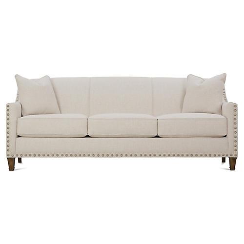 "Erin 75"" Sleeper Sofa, Beige"
