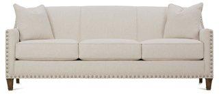 Beige Sofas erin 75 sleeper sofa beige sofas settees living room