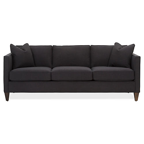 Cecilia Sleeper Sofa, Black