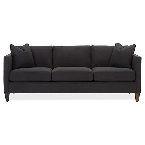 Cecilia Sleeper Sofa, Black