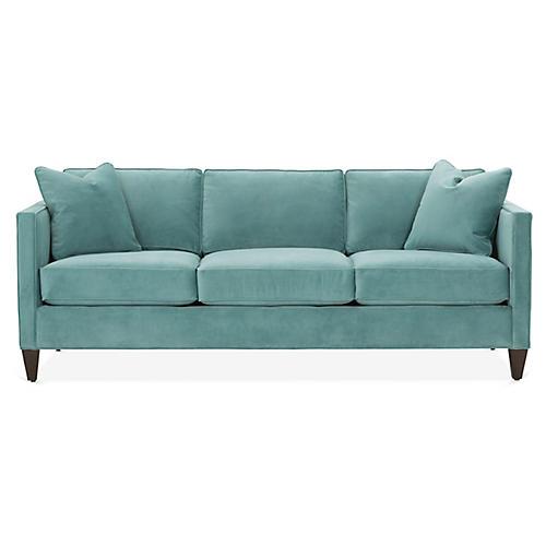 Cecilia Sleeper Sofa, Calypso Velvet