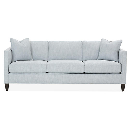 Cecilia Sofa, Light Blue