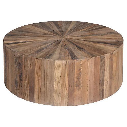 Cyrano Coffee Table, Natural