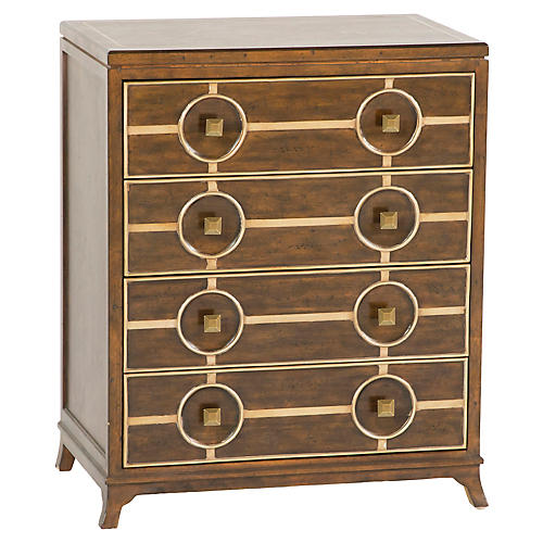 Costello 4-Drawer Dresser, Natural