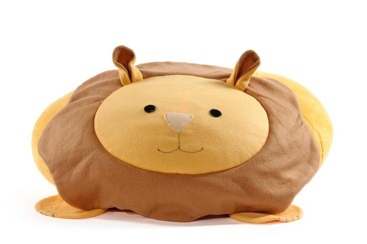 Lion Pillow Bump