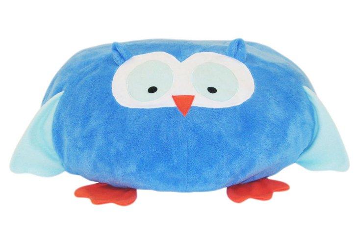 Owl Pillow Bump