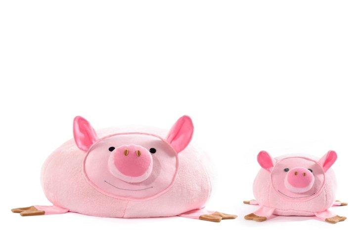 Pig Pillow Bump Bundle