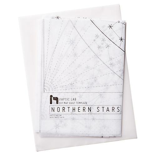 DIY Quilt Kit, Northern Constellations
