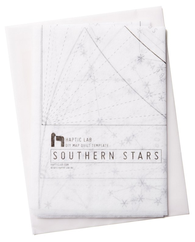 DIY Quilt Kit, Southern Constellations