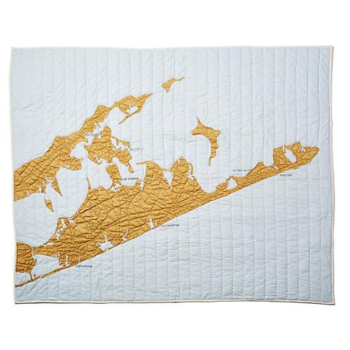 Hamptons Cotton Quilt