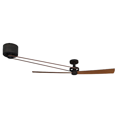 Kellan Ceiling Fan, Dark Bronze