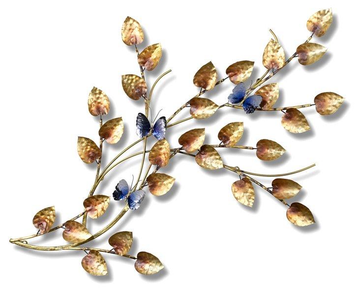 C. Jeré, Butterflies