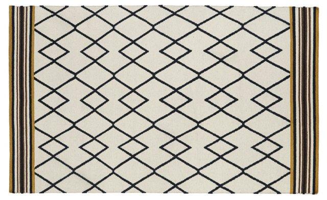 Ciaran Flat-Weave Rug, Multi