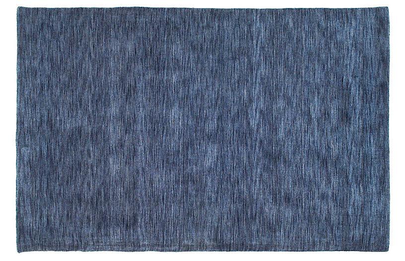 Gilbert Rug, Blue