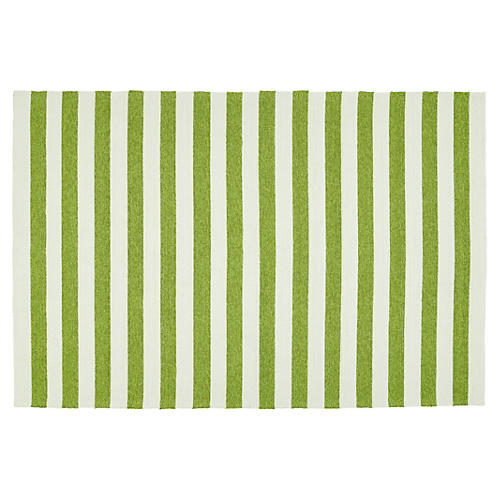 Bowyn Outdoor Rug, Green