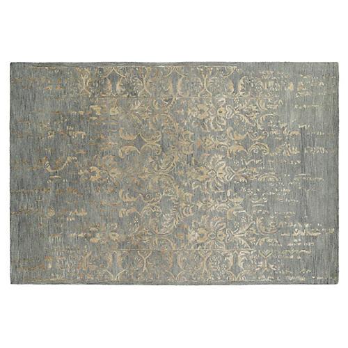 Bethel Rug, Bronze