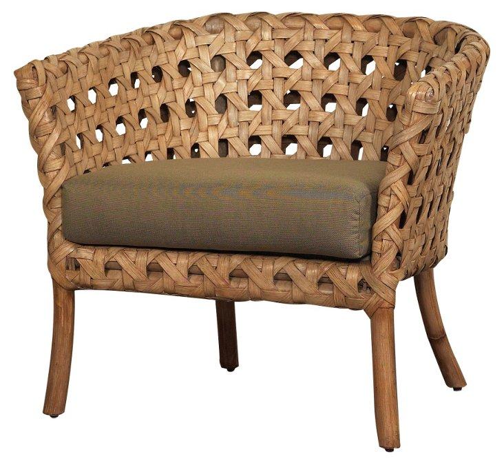 Morocco Chair, Sage