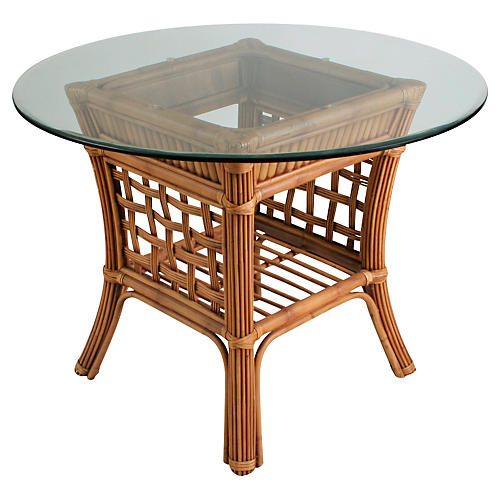 "Belize 22"" Dining Table, Natural"