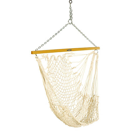Dean Cotton Rope Swing, Single