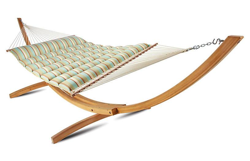 Lea Pillowtop Hammock Stripe