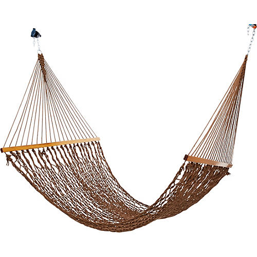Sand All Weather Rope Hammock, Large