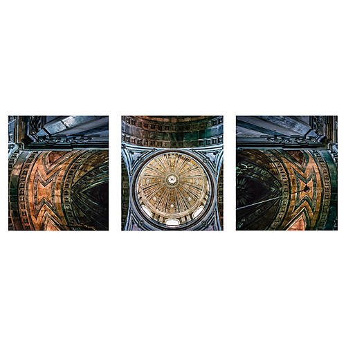 Timothy Hogan, Architectural Triptych