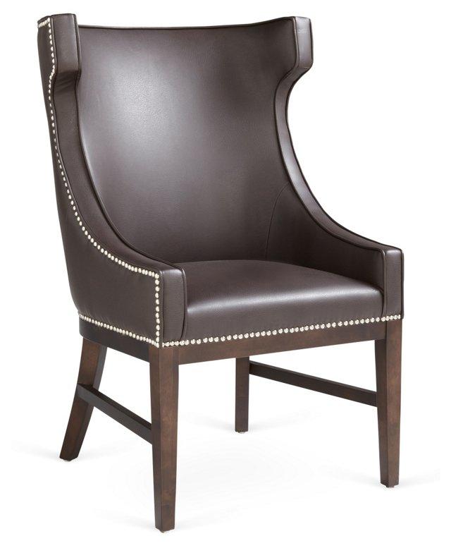 Kasmir Chair, Espresso