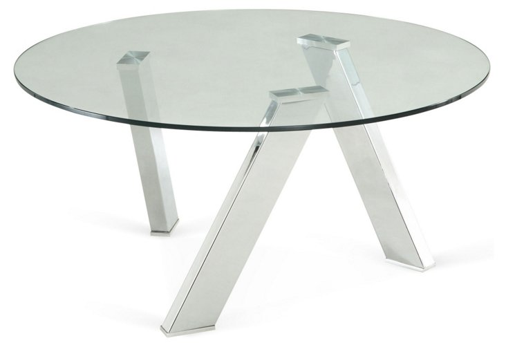 Allya Round Coffee Table