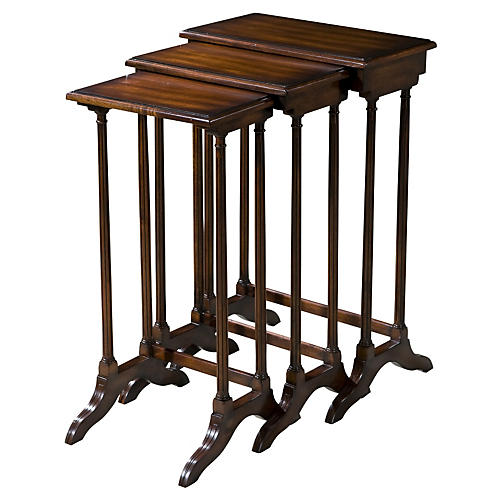 Marriage of Convenience Nesting Tables