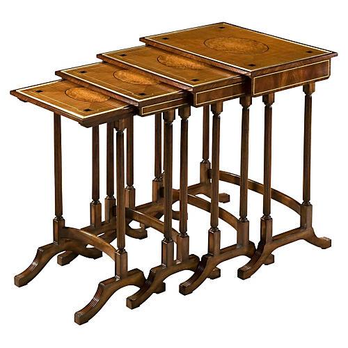 Quartetto Nesting Tables, Set of 4