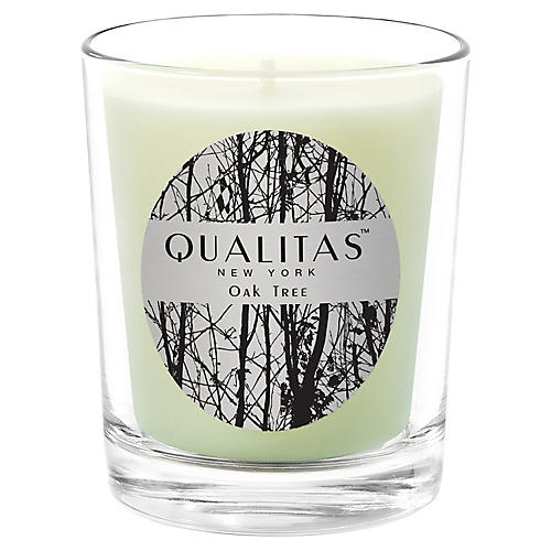 Beeswax Candle Oak Tree