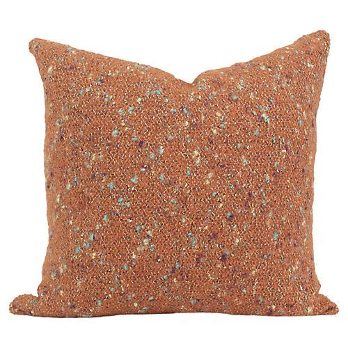 Cayama 20x20 Pillow, Orange