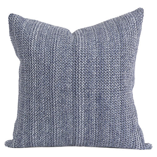 Highland 20x20 Pillow, Blue