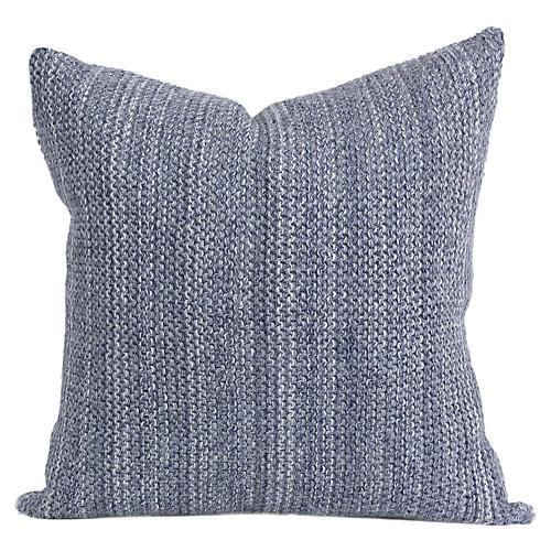 Highland 20x20 Pillow, Blue