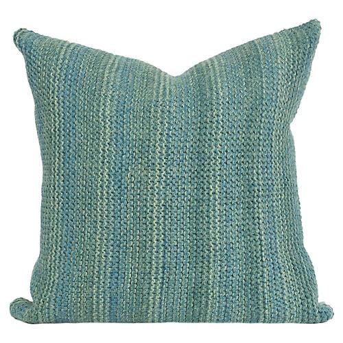 Highland 20x20 Pillow, Green