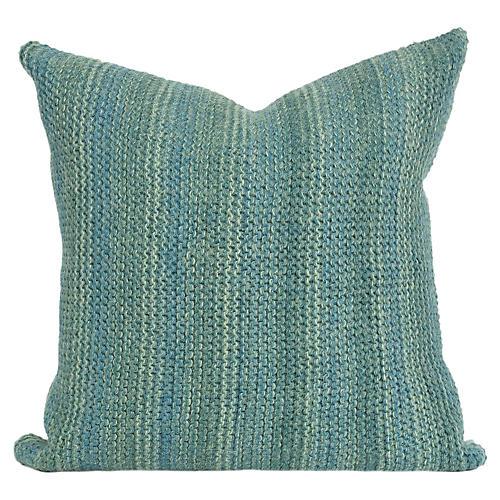 Highland 20x20 Pillow, Green