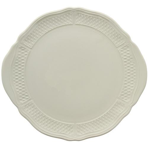 Pont Aux Choux Cake Platter, White