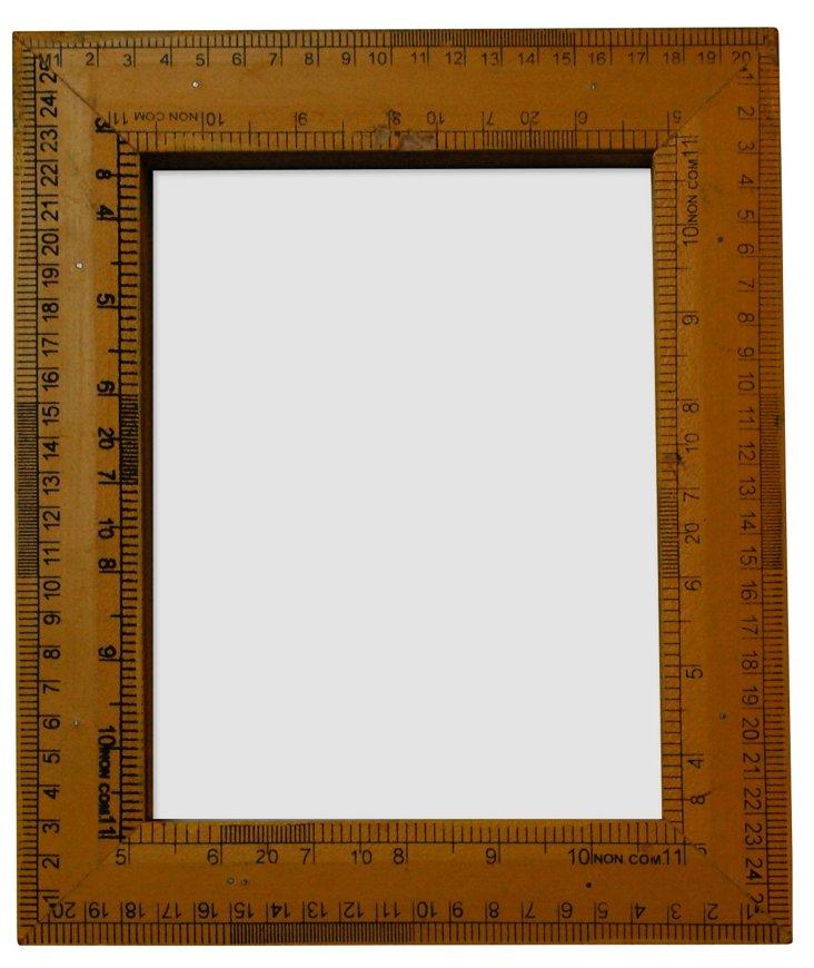 8x10 Frame w/ Measurement