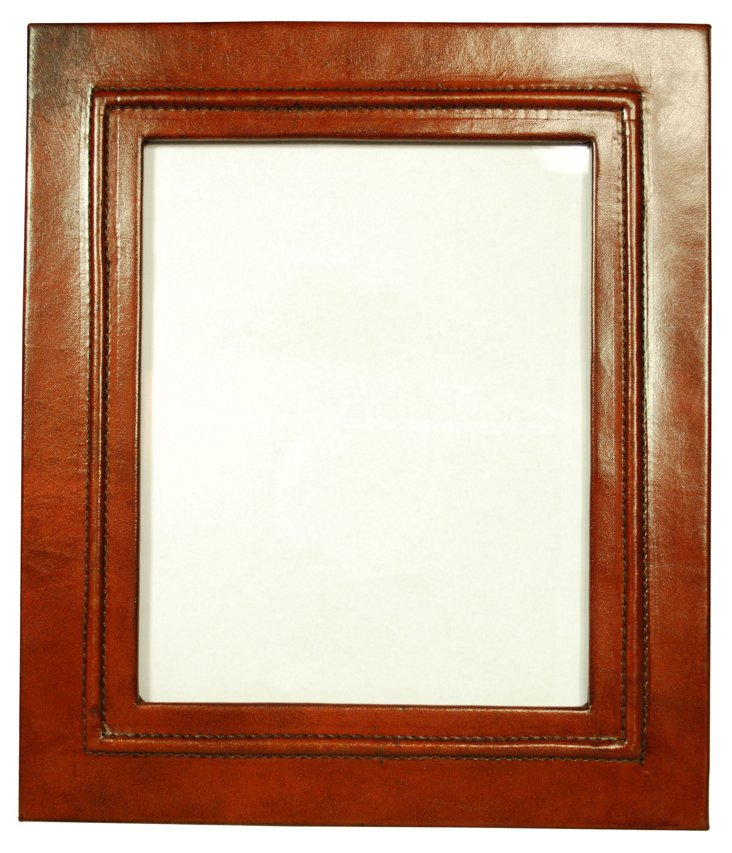12x14 Brown Picture Frame