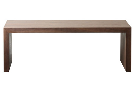 Anne Marie Coffee Table, Light Brown