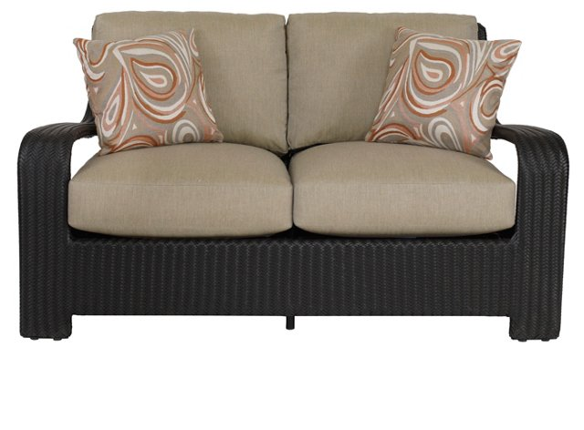 Marcello Loveseat, Beige