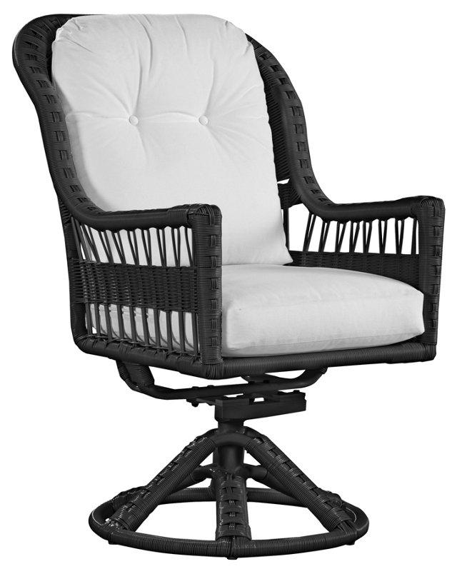 Bar Harbor Swivel Lounge Chair