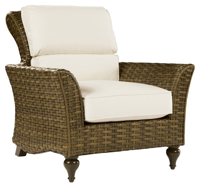 Cameroon Lounge Chair