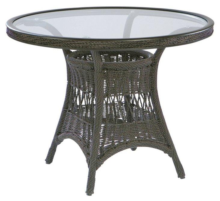 Harbor Breeze Bistro Table w/ Glass