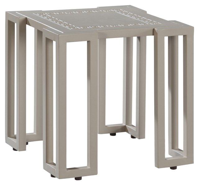 DNU, Dis Mediterra Square Side Table