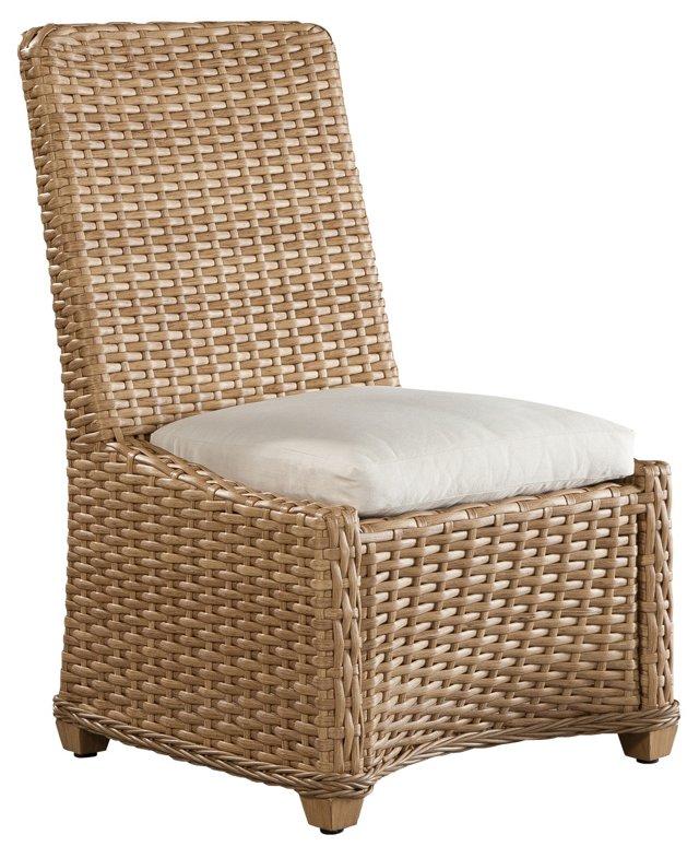 Moorings Stationary Side Chair