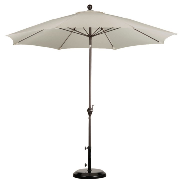 9' Market Umbrella, Taupe