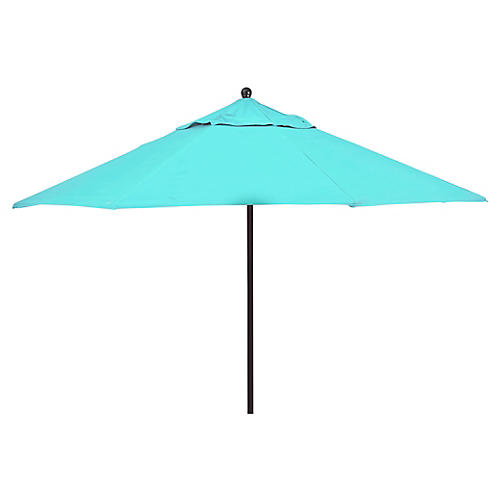 Veda Patio Umbrella, Aruba Sunbrella