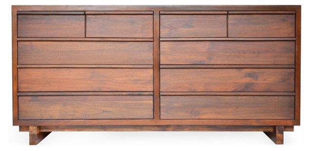 Klasik 10-Drawer Dresser