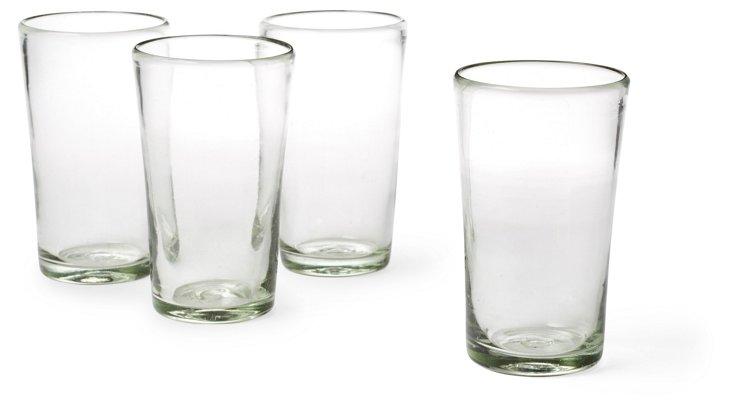 S/4 Hermoso Highball Glasses